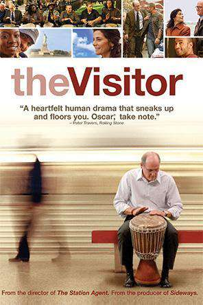 The Visitor, On Demand Movie, Drama