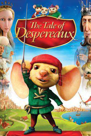 The Tale Of Despereaux, On Demand Movie, Adventure DigitalMovies, Animated DigitalMovies, Kids