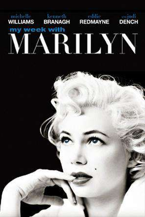 My Week With Marilyn, Movie on DVD, Drama
