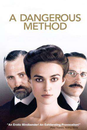 A Dangerous Method, Movie on DVD, Drama