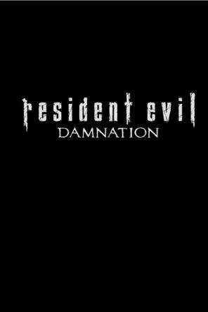 Resident Evil: Damnation, Movie on DVD, Action
