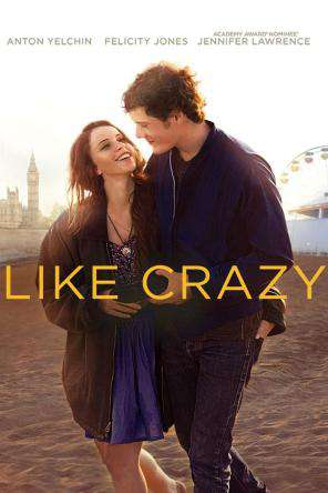 Like Crazy, Movie on DVD, Drama Movies, Romance