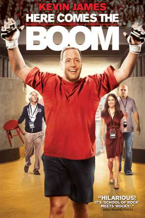 Here Comes the Boom, Movie on DVD, Comedy