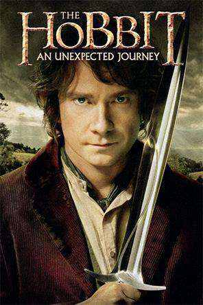 The Hobbit: An Unexpected Journey, Movie on DVD, Action