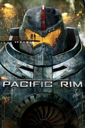 Pacific Rim, Movie on DVD, Action Movies, Adventure Movies, Sci-Fi & Fantasy