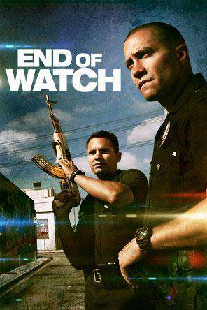 End of Watch, Movie on DVD, Action