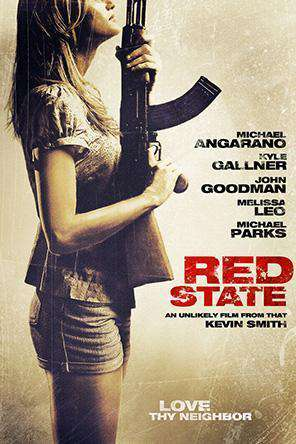Red State, Movie on DVD, Drama
