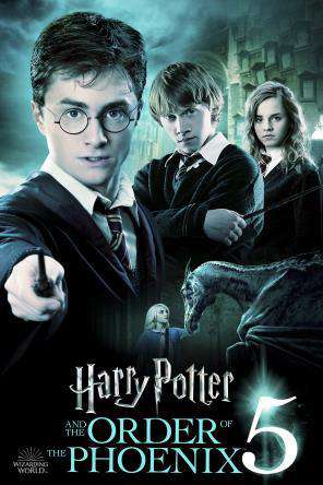 Harry Potter and the Order of the Phoenix, On Demand Movie, Action DigitalMovies, Adventure DigitalMovies, Family DigitalMovies, Sci-Fi & Fantasy DigitalMovies, Thriller & Suspense DigitalMovies, Fantasy DigitalMovies, Sci-Fi DigitalMovies, Thriller