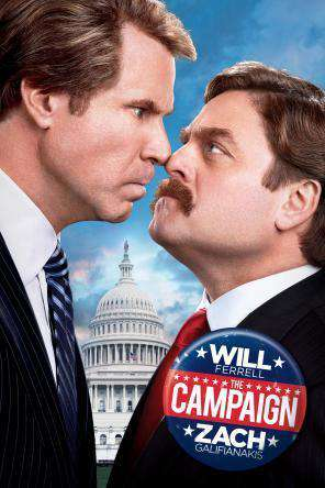 The Campaign, On Demand Movie, Comedy