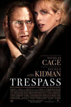 Trespass, Movie on DVD, Drama