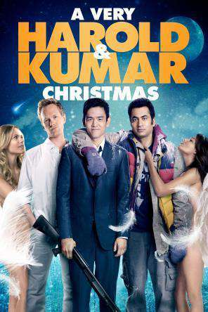 A Very Harold & Kumar Christmas, Movie on DVD, Comedy Movies, Seasonal