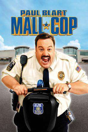 Paul Blart: Mall Cop, Movie on DVD, Comedy