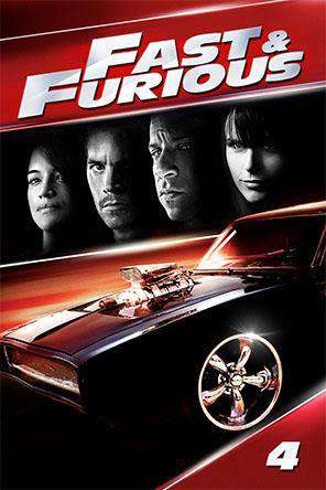 Fast & Furious (2009), On Demand Movie, Action