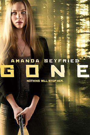 Gone (2012), Movie on DVD, Drama