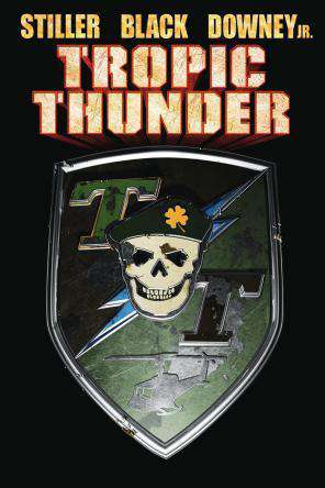 Tropic Thunder, Movie on DVD, Comedy