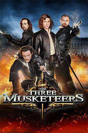 The Three Musketeers, Movie on DVD, Action Movies, Adventure Movies, Drama Movies, Romance