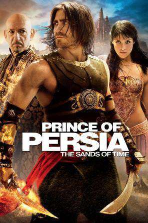 Prince of Persia: The Sands of Time, Movie on DVD, Action