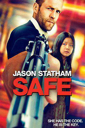 Safe (2012), Movie on DVD, Action Movies, Thriller & Suspense