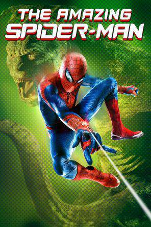 The Amazing Spider-Man, Movie on DVD, Action Movies, Adventure