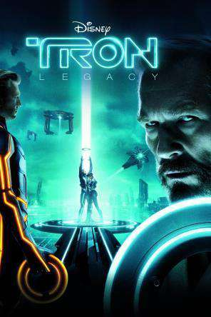 Tron: Legacy, Movie on DVD, Action