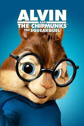 Alvin and the Chipmunks: The Squeakquel, On Demand Movie, Comedy DigitalMovies, Family DigitalMovies, Kids