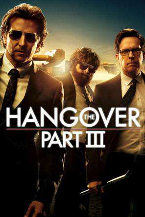 The Hangover Part III, On Demand Movie, Comedy