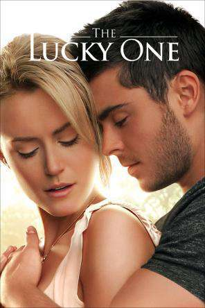 The Lucky One, Movie on DVD, Drama Movies, Romance