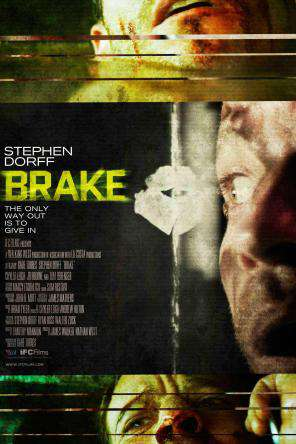 Brake, Movie on DVD, Action Movies, Thriller & Suspense