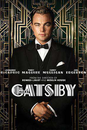 The Great Gatsby, On Demand Movie, Drama DigitalMovies, Romance