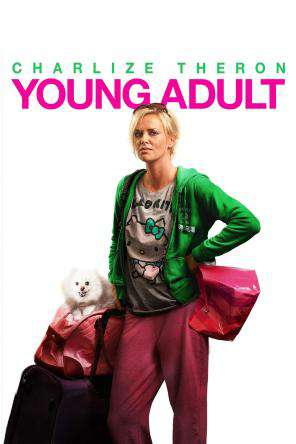 Young Adult, Movie on DVD, Comedy Movies, Drama