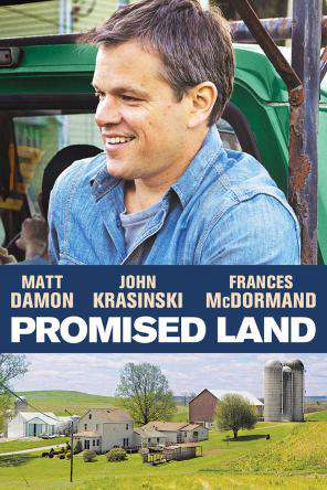 Promised Land, On Demand Movie, Drama