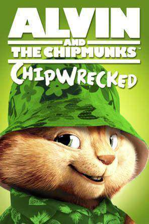 Alvin and the Chipmunks: Chipwrecked, Movie on DVD, Animated Movies, Comedy Movies, Family Movies, Special Interest