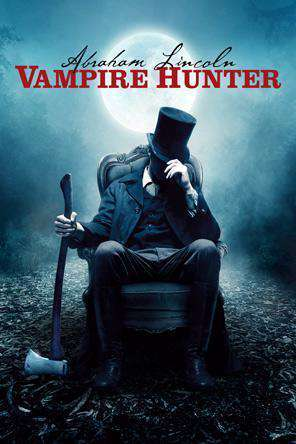 Abraham Lincoln: Vampire Hunter, Movie on DVD, Action