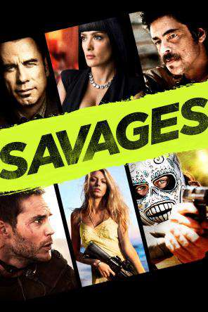 Savages, Movie on DVD, Action