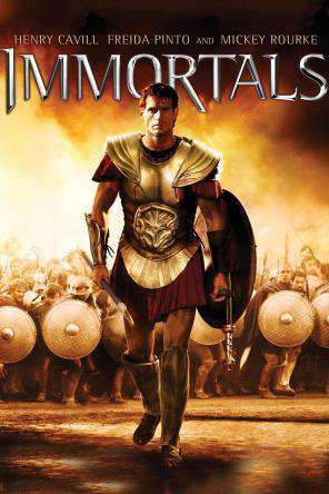 Immortals, Movie on DVD, Action Movies, Adventure Movies, Special Interest