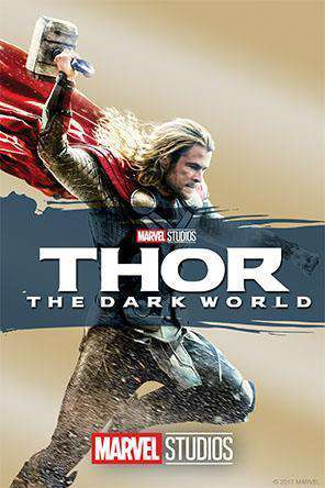 Thor: The Dark World, Movie on DVD, Action Movies, Adventure