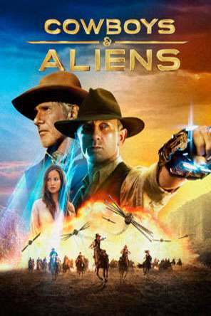 Cowboys & Aliens, On Demand Movie, Action DigitalMovies, Adventure DigitalMovies, Sci-Fi & Fantasy DigitalMovies, Thriller & Suspense DigitalMovies, Sci-Fi DigitalMovies, Thriller