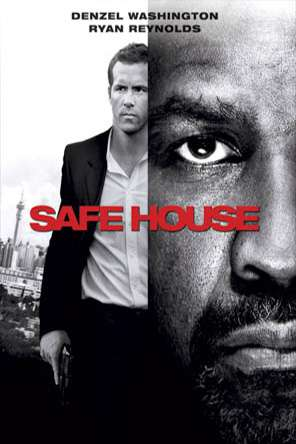 Safe House, Movie on DVD, Action Movies, Thriller & Suspense