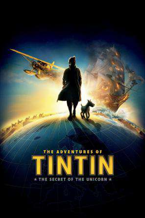 The Adventures of Tintin, Movie on DVD, Adventure Movies, Animated Movies, Family