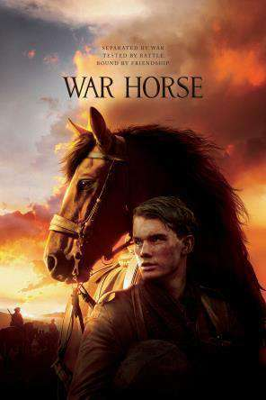 War Horse, Movie on DVD, Adventure Movies, Drama Movies, Action