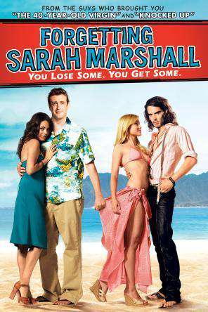 Forgetting Sarah Marshall, On Demand Movie, Comedy DigitalMovies, Romance