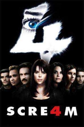 Scream 4, On Demand Movie, Horror