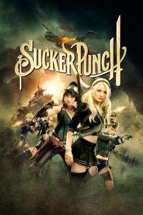 Sucker Punch, On Demand Movie, Action DigitalMovies, Adventure DigitalMovies, Sci-Fi & Fantasy DigitalMovies, Thriller & Suspense DigitalMovies, Fantasy DigitalMovies, Sci-Fi DigitalMovies, Suspense DigitalMovies, Thriller