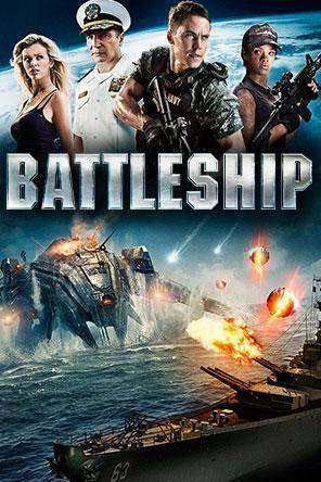 Battleship, Movie on DVD, Action Movies, Adventure Movies, Sci-Fi & Fantasy