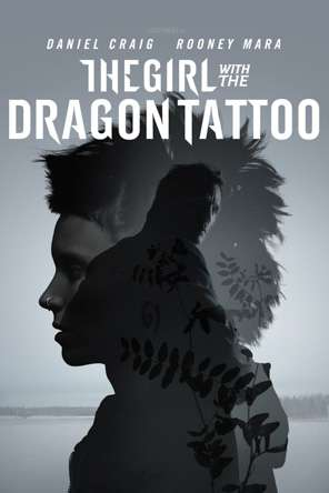 The Girl with the Dragon Tattoo (2011), Movie on DVD, Drama Movies, Thriller & Suspense