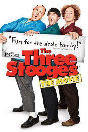 The Three Stooges, Movie on DVD, Comedy Movies, Family