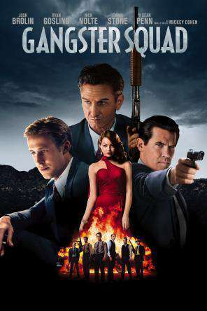Gangster Squad, On Demand Movie, Action DigitalMovies, Drama