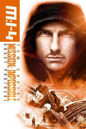 Mission Impossible: Ghost Protocol, Movie on DVD, Action Movies, Adventure Movies, Horror