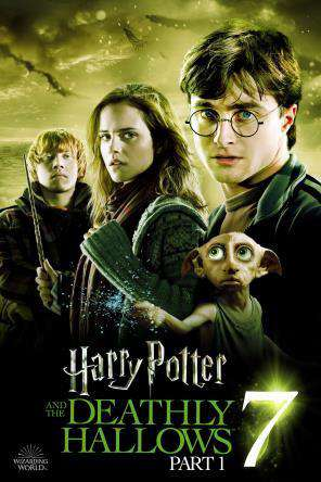 Harry Potter and the Deathly Hallows: Part 1, On Demand Movie, Action DigitalMovies, Adventure DigitalMovies, Family DigitalMovies, Sci-Fi & Fantasy DigitalMovies, Thriller & Suspense DigitalMovies, Fantasy DigitalMovies, Sci-Fi DigitalMovies, Thriller