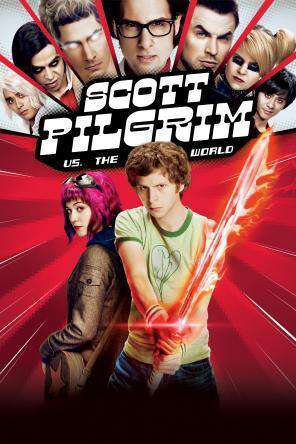 Scott Pilgrim vs. the World, On Demand Movie, Action DigitalMovies, Adventure DigitalMovies, Comedy